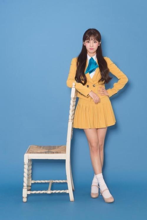资料图片:女团Crayon Pop成员SOYUL(CHROME娱乐提供)