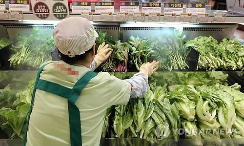 详讯:韩9月CPI同比上涨1.2%