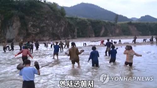 报告:朝鲜国家劳动组织40万人被强制劳动