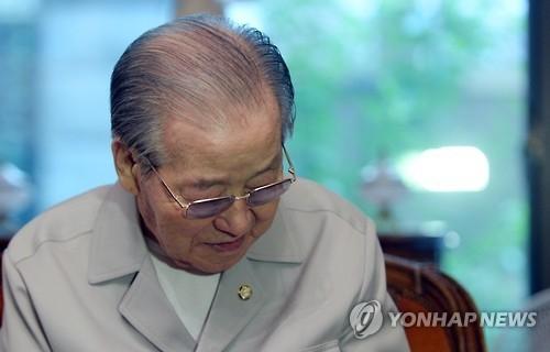 韩政坛元老认定潘基文确已决心参选总统