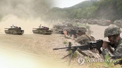 """2017年""""关键决断""""韩美联演计划由韩军主持编制"""