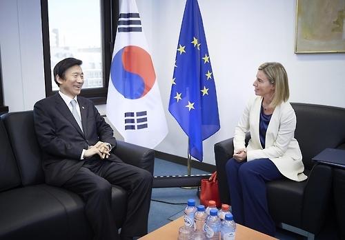 韩欧商定为促朝鲜弃核谋求一切可用手段