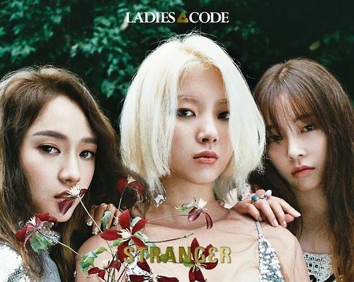 韩女团LADIES'CODE将携新辑重返歌坛
