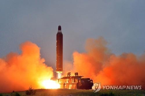 韩高官:朝卫星发射场活动频繁或准备发射远程导弹