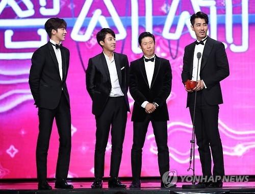 韩tvN十周年台庆 《请回答1988》获大奖