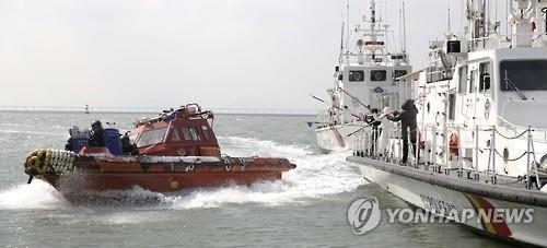 韩青瓦台就中国渔船撞沉海警快艇表示遗憾