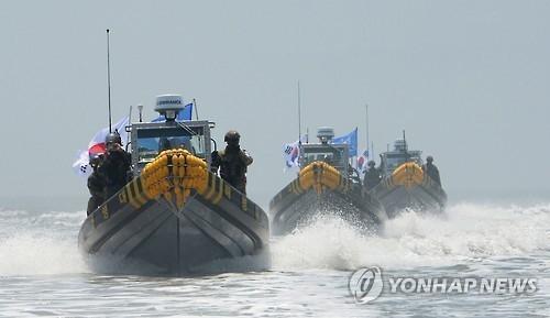 中国渔船涝遍全球 各国护渔动真格