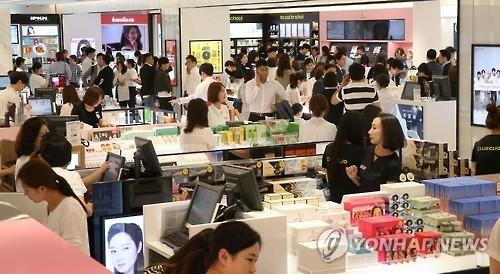 韩货海外人气榜出炉 化妆品登顶