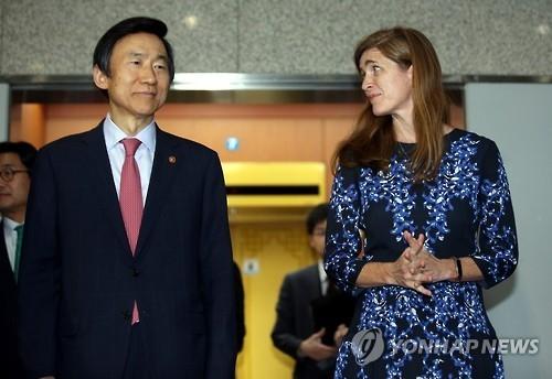韩外长:韩国政府考虑实施更强力单边对朝制裁