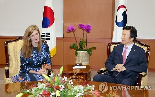 韩美商定争取联大通过涉朝人权决议