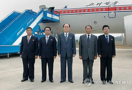 韩政府查核朝副外长下放农场消息