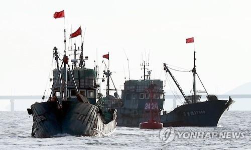 """韩政府驳中方""""越权论"""":海警执法属正当举措"""