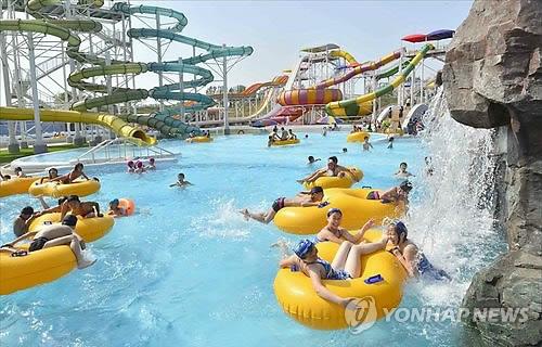 朝媒:纹绣戏水场开业三年游客累计达180万
