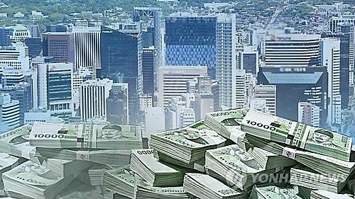 韩十大集团今年市值涨5.4% 现代重工涨幅最大