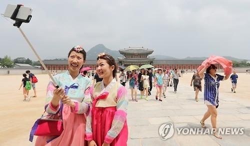 韩流创意赛4名外国获奖者来韩体验韩国文化
