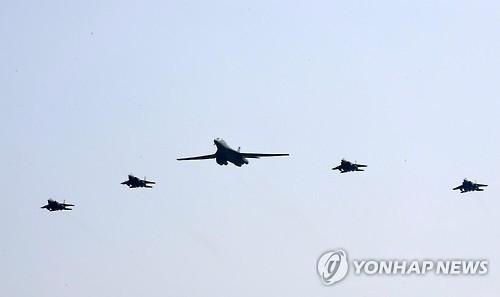 韩军否认美提议韩美日编队飞行遭韩抵制相关报道
