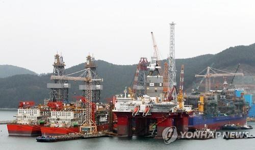 2016国际海洋成套设备展在釜山开幕
