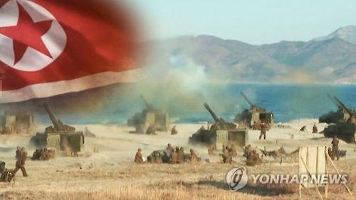 朝媒声称若韩美一有小动作将炸毁青瓦台和首尔