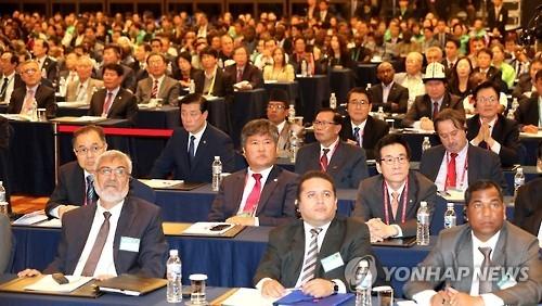韩国式农村建设运动全球联盟成立