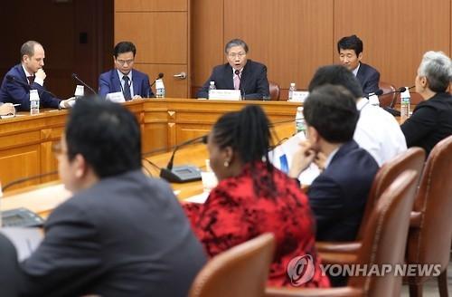 全球领事高官会将在韩举行 或通过领事领域新协约