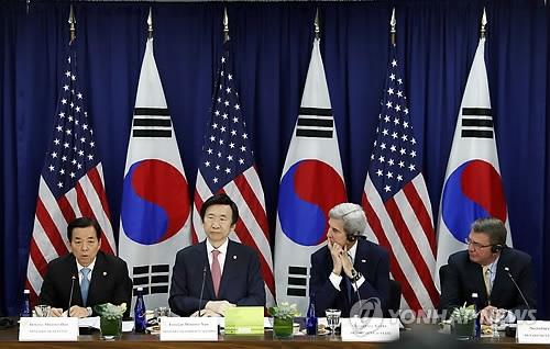 韩美商定组建延伸威慑外交国防协商机制应对朝核威胁