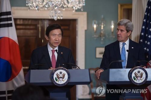 韩外长:韩美安保会议将讨论在韩长期部署美战略武器