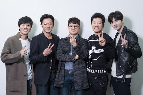 张东健李钟硕担纲新片《V.I.P》即将开拍