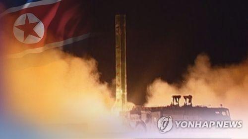 详讯:朝鲜今晨试射一枚舞水端导弹遭失败