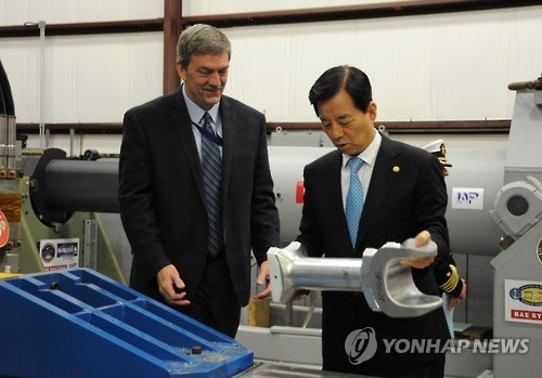 韩美商定加强反潜演习应对朝鲜海上挑衅