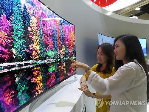 LG电子登顶美杂志OLED电视评比