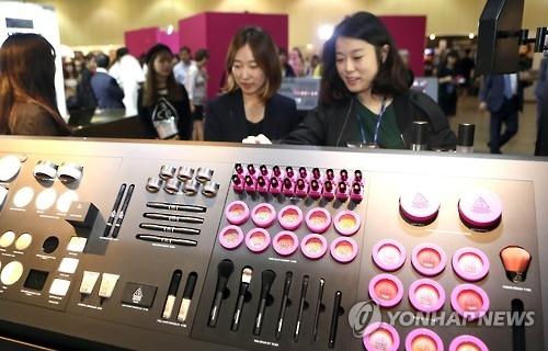 调查:中国人更信任自己喜欢的韩星代言的化妆品