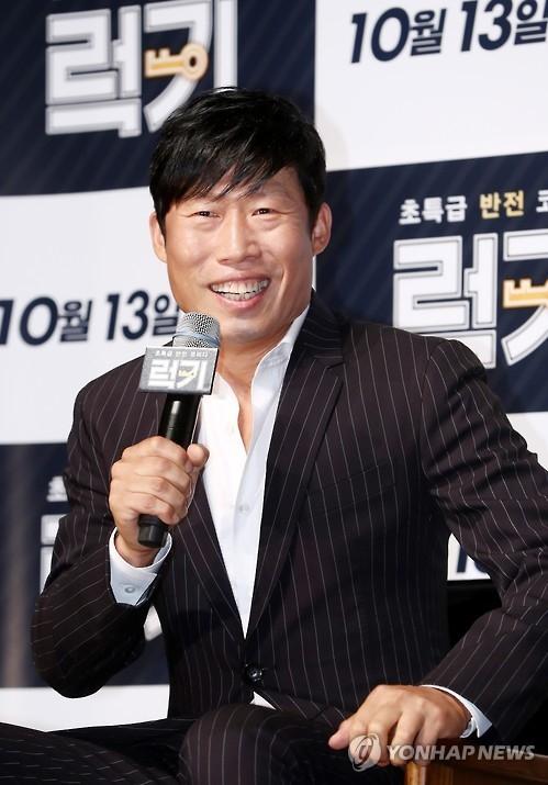 韩喜剧片《LUCK-KEY》累计观影人数破400万