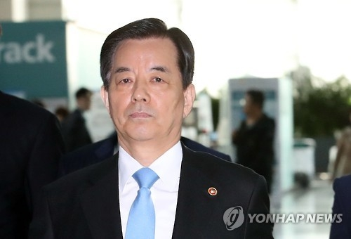 韩防长建议额外编制防务预算增购反朝核武器