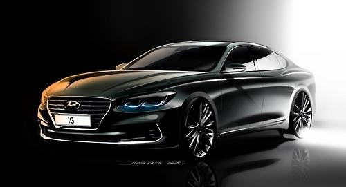 现代汽车第六代新款雅尊首发 11月起预售