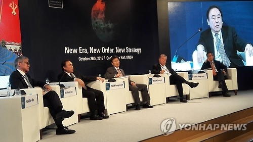 前六方会谈韩团长:朝无核化渺茫 美应次级抵制