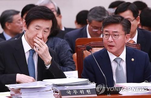 韩外长称明年将继续动用一切手段对朝施压
