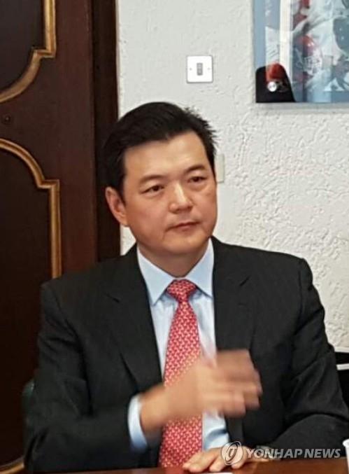 韩涉朝人权特使将在联合国谴责朝核