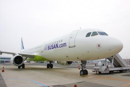 釜山航空将开通釜山至三亚航线
