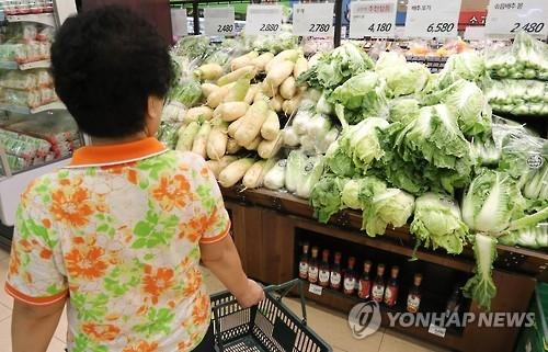 详讯:韩10月CPI同比上涨1.3% 创8个月来最大涨幅