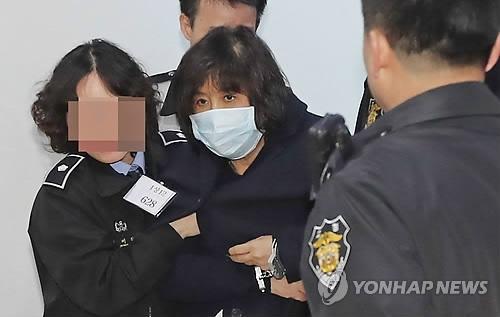 韩检方或今明提请逮捕涉嫌干政总统亲信崔顺实