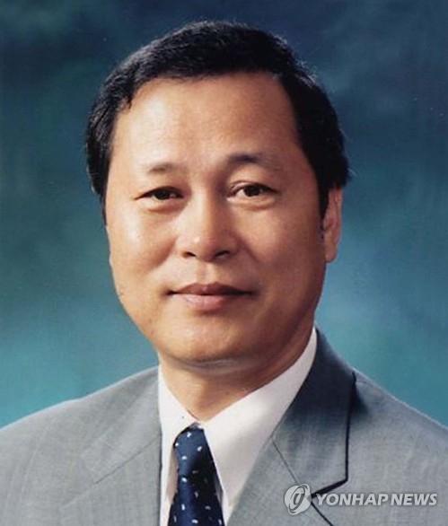 韩候任安全处长官朴升柱(韩联社)