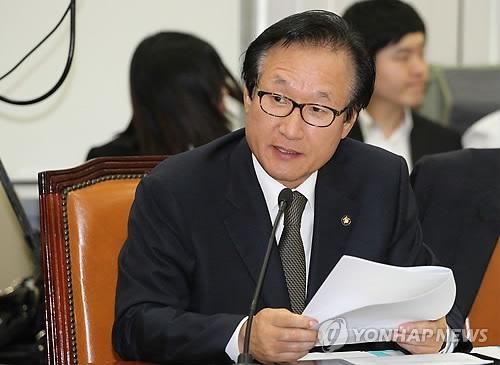 韩候任青瓦台政务首秘许元齐(韩联社)