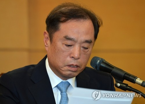 韩总理被提名人:可调查总统但须慎重