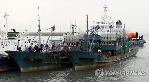 韩方回应中方质疑:开火执法根本原因是非法捕捞