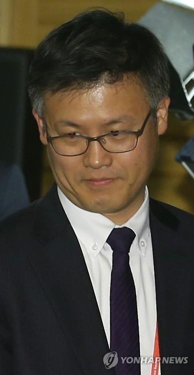 韩检方拘留涉嫌泄露政府机密文件前幕僚