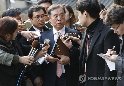 青瓦台:朴槿惠已向总理被提名人移交部分职权