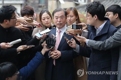 韩总理被提名人称若朝野合推好人选将放弃资格