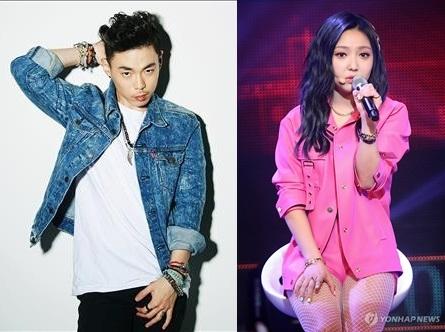 miss A成员Min和歌手G.Soul恋情公开