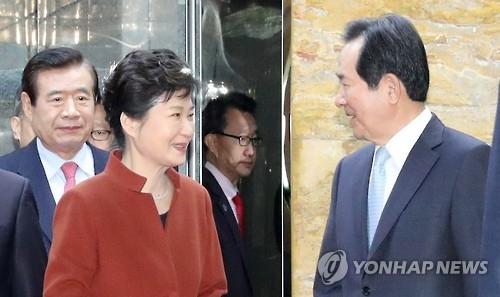 朴槿惠:若国会推荐新人选愿任命其为总理