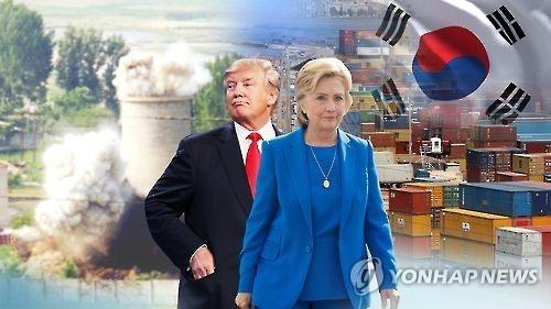 韩政府:无论谁当美总统都不会容忍朝鲜越底线